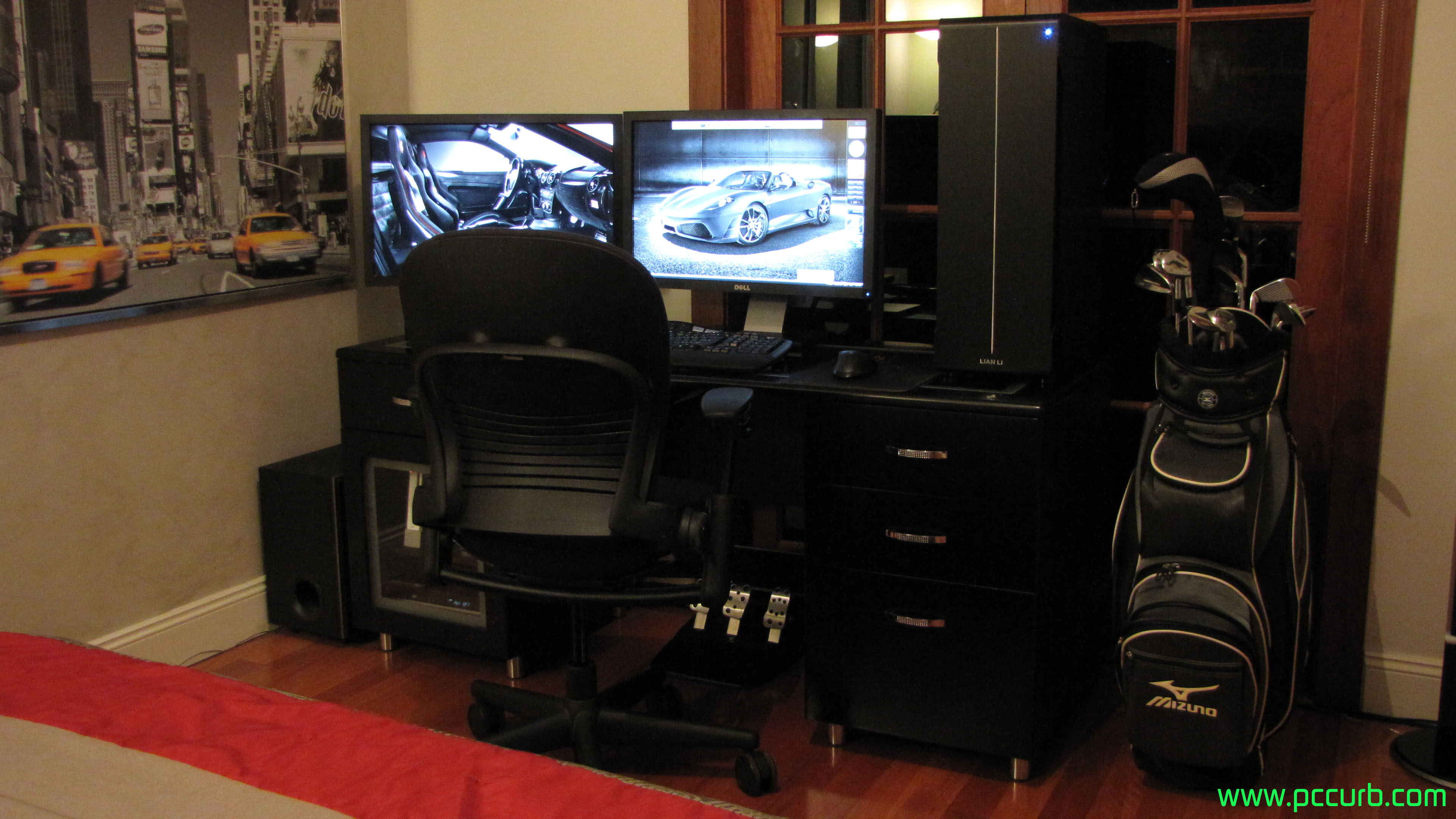 2nd Image. Want Your PC Setup To Appear On Awesome ...